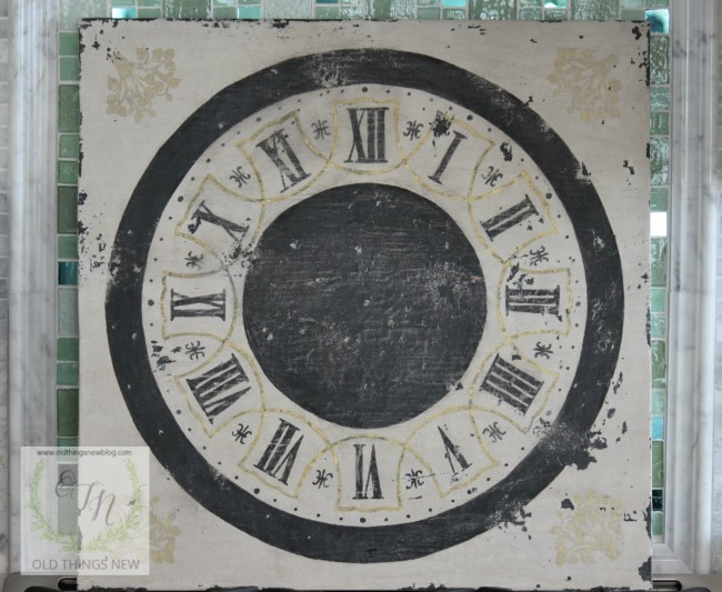 Farragoz Course Clock Face