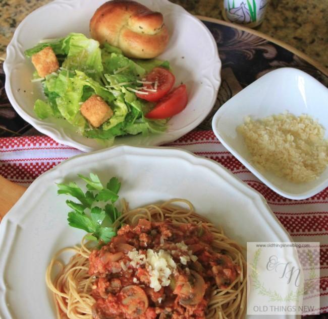 Patti's Spaghetti Sauce 004