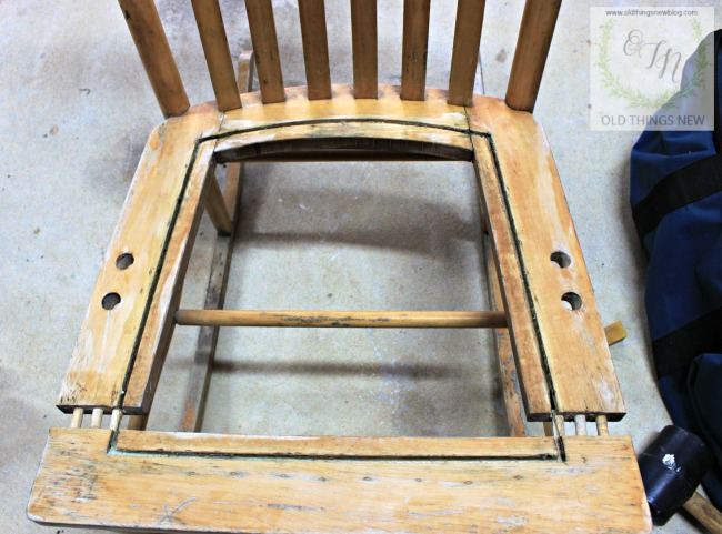 Rocking chair,070