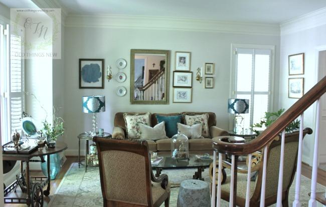 Summer Living Room 001
