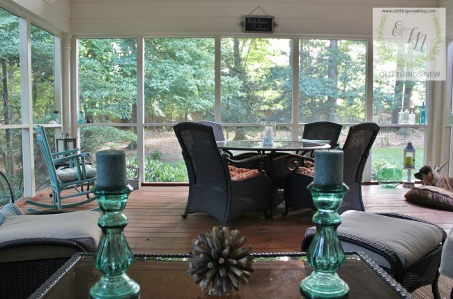 Screened Porch 022