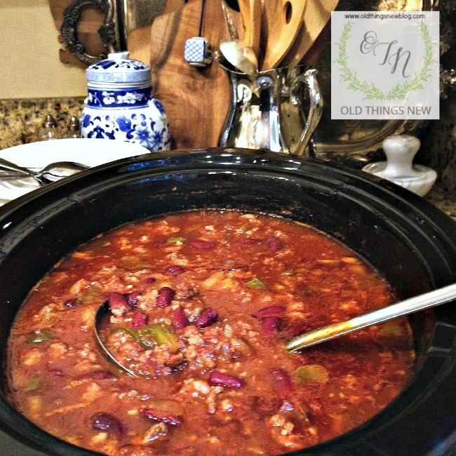 Home of The 12's Chili Recipe