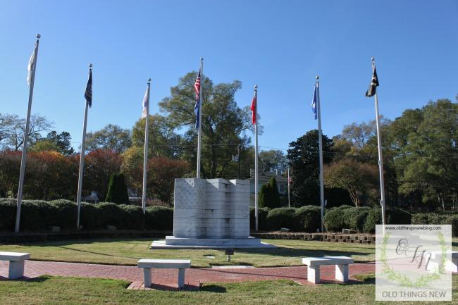 Veteran's Day in Simpsonville 002