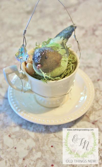 Birdy Teacup Ornaments 001