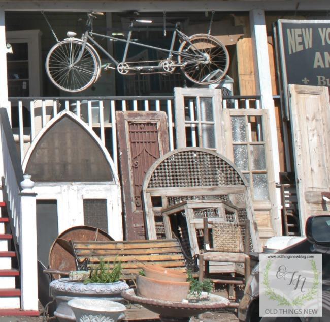 Old Luckett's Store & Day 1 Gettysburg 001
