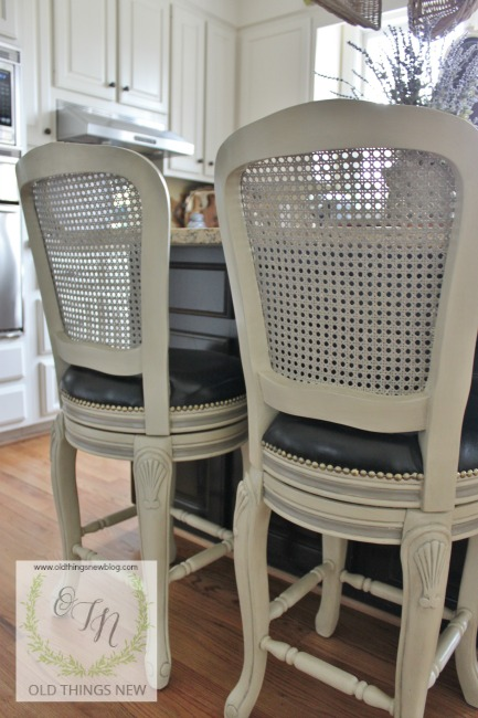 New Or Old French Country Bar Stools Old Things New