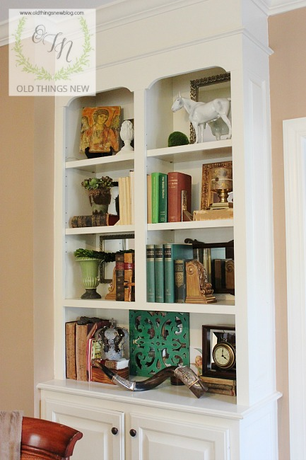 Bookcases Going Green 020