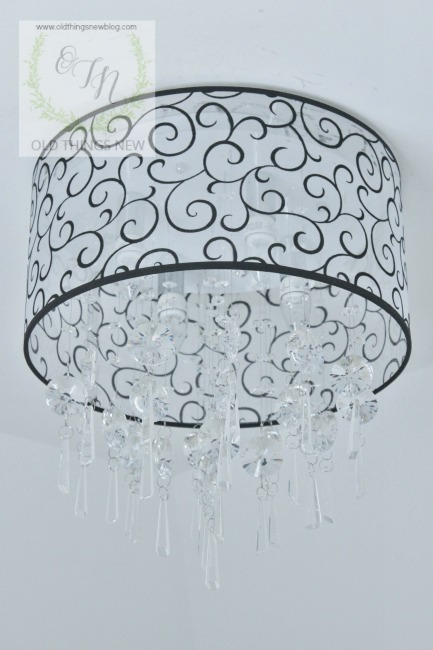 Crystal Bathroom Light Fixture 004