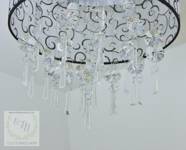 Crystal Bathroom Light Fixture 005