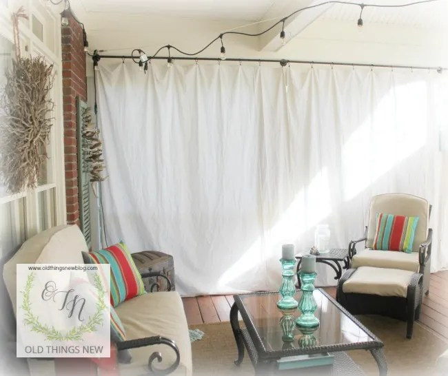 Screened Porch Curtains 007