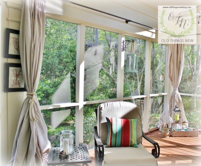 Screened Porch Curtains 010