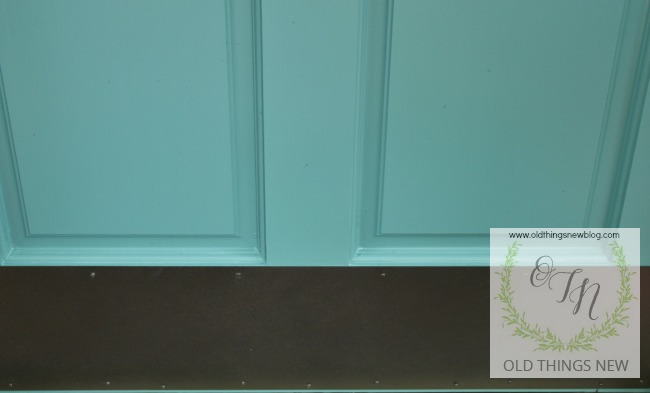 Painted Door 006