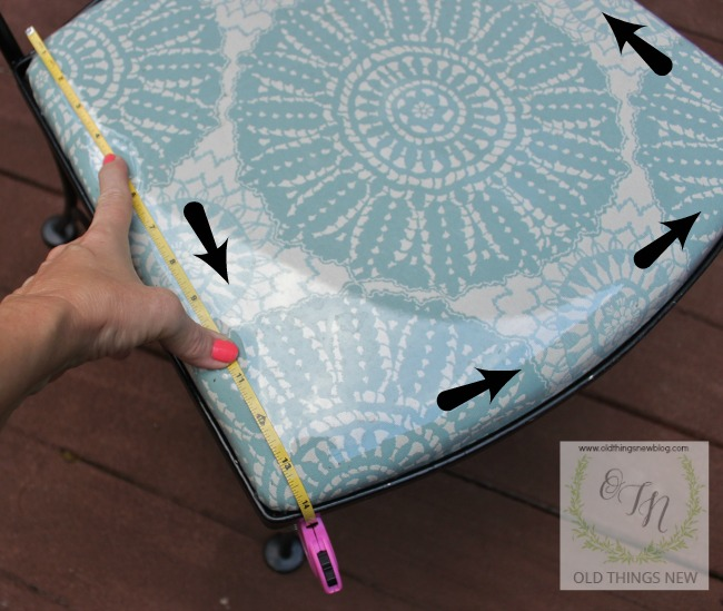 Ruffled Slipcover Tutorial