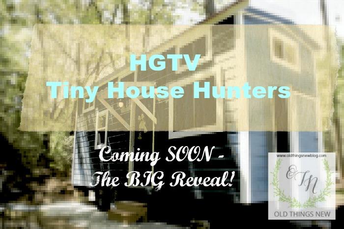 Tiny House Big Reveal