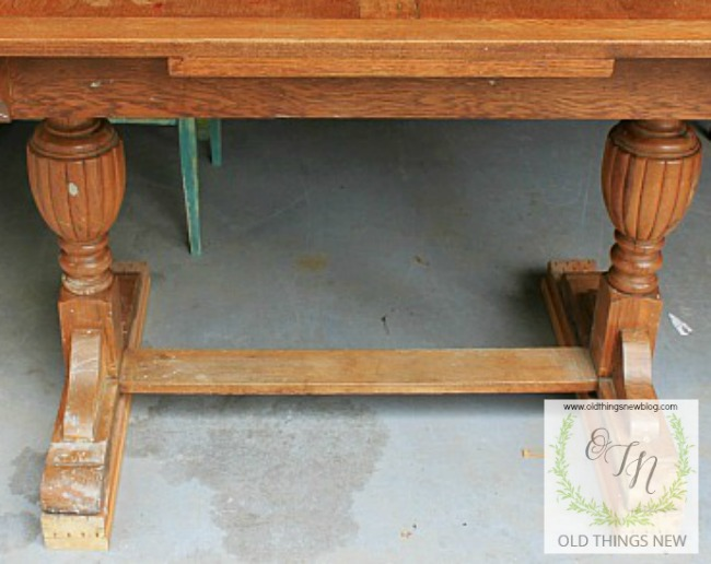 Trestle Table Legs