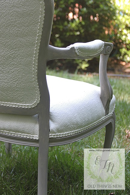 Stupendous The Ups And Downs Of Painting And Waxing Upholstered Machost Co Dining Chair Design Ideas Machostcouk
