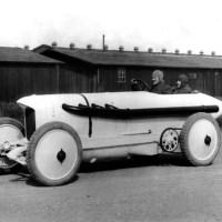 """Vor 100 Jahren: Rekordjäger mit 21,5 Liter Hubraum: Der Benz 200 PS, genannt """"Blitzen-Benz"""""""