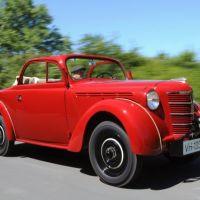 Nach 70 Jahren wiederentdeckt: Opel Kadett Strolch