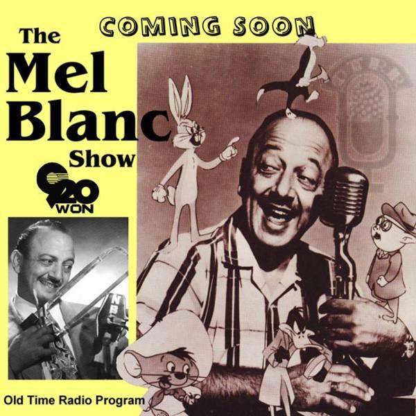 Mel Blanc Show Comedy Time Radio