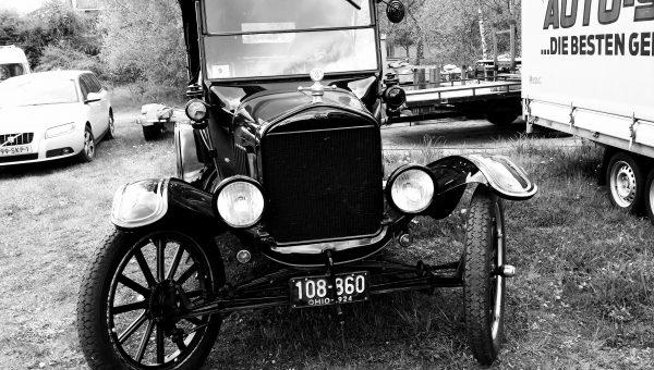 Ford Modell T Oldtimer mieten für Hochzeiten, Geburtstage und Events
