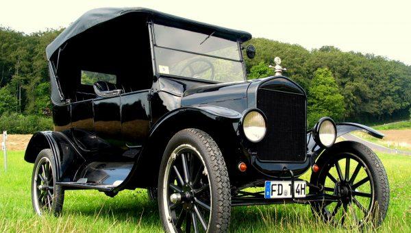 Ford Modell T Oldtimer mieten für Hochzeiten, Geburtstage und Events in Fulda und Hessen