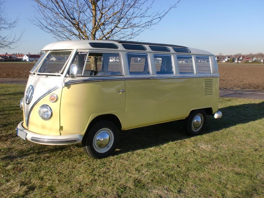 Mnchen  VW Bus mieten  Samba  T1  T2  Bulli  Vermietung