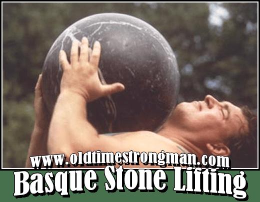 Basque Stone Lifting