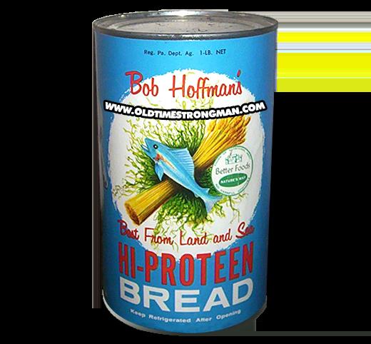 Hi-Proteen Bread