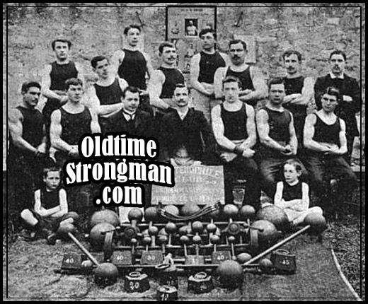 FRench Weightlifting Club, 1906