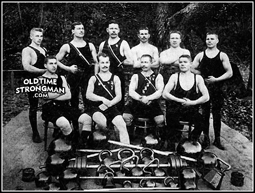 German Kettlebell CLub, 1903