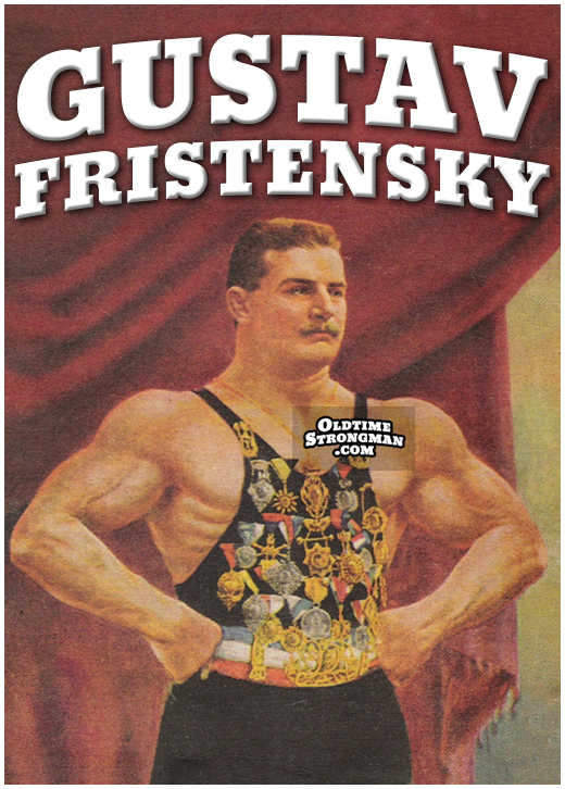 Gustav Fristensky Bohemian Hercules