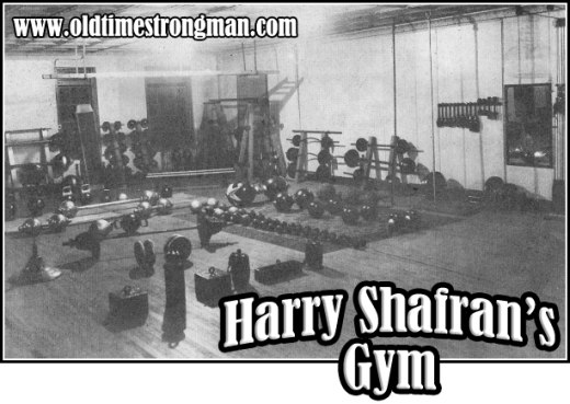 Harry Shafran's Gym