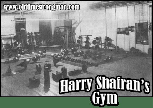 Harry Shafran's Gym