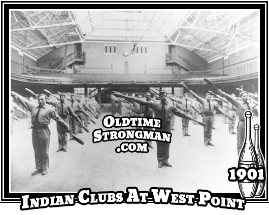 Indian Club Training at West Point