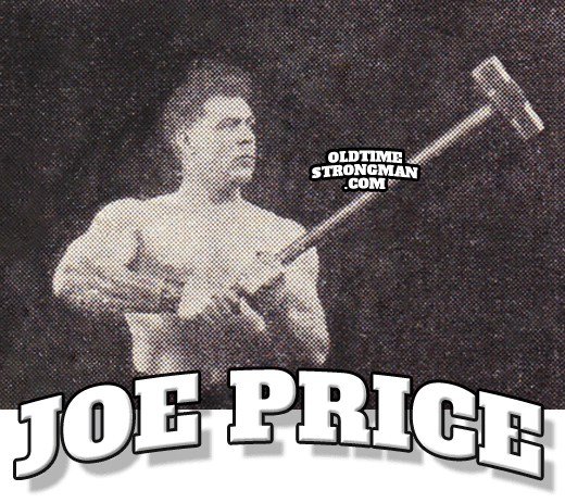 Joe Price, The Gloucester Blacksmith