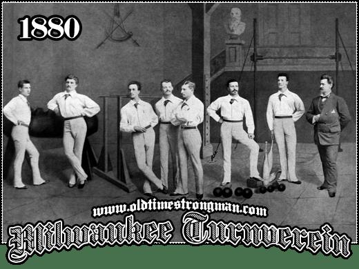 George Brosius and his Frankfurt Squad