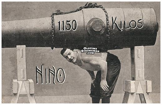 Nino's Cannon