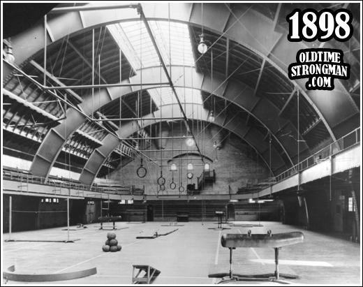 Ohio State Armory - 1898
