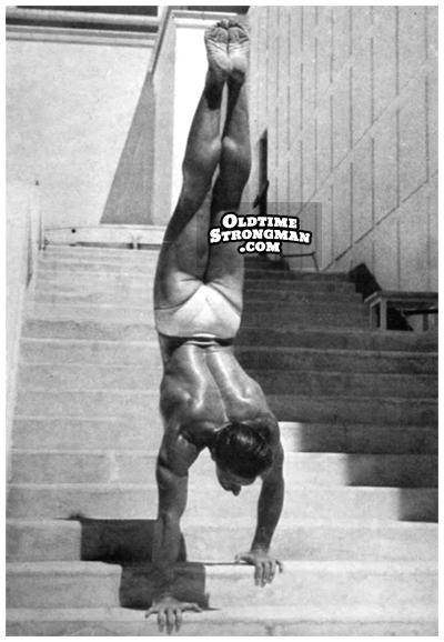 Heidenstam's Handstand