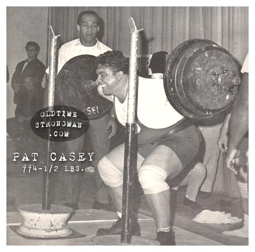 Pat Casey Squats