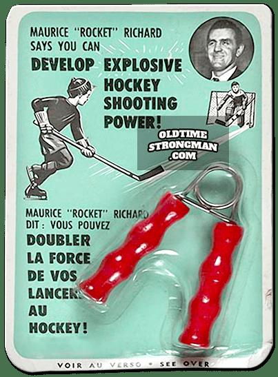 Rocket Richard Hand Gripper