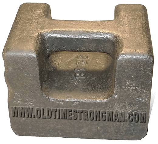 Strongman Block Weight