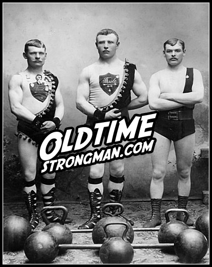 The Strongmen of the Thule Athletic Club