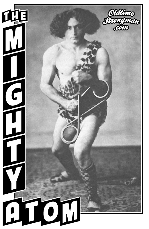 Joseph Greenstein ~ The Mighty Atom