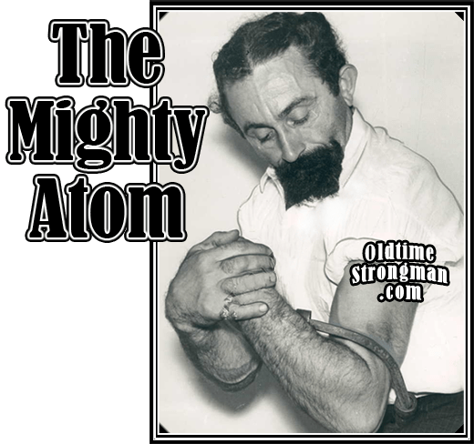 The Mighty Atom: Steel Bending