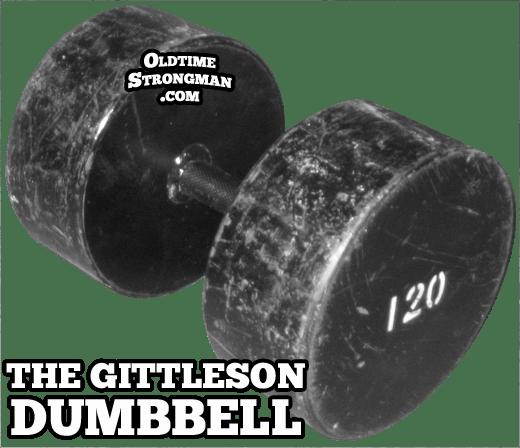 The Gittleson Dumbbell