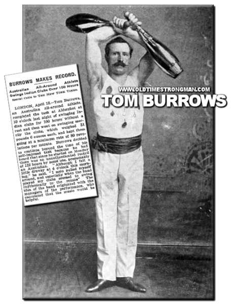 Tom Burrows