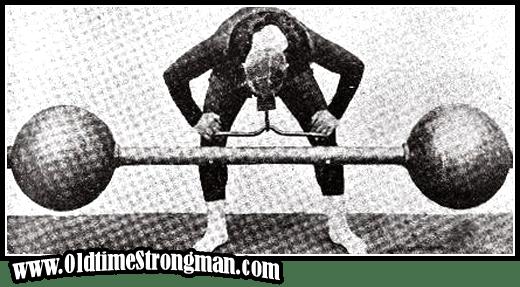 UNknown Strongman #4