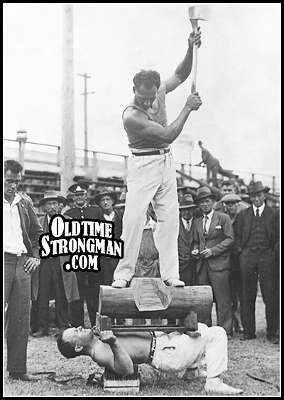 Unknown Strongman #5