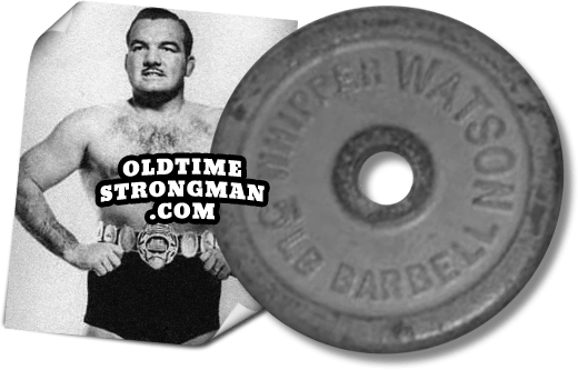 Whipper Watson Barbell Plates